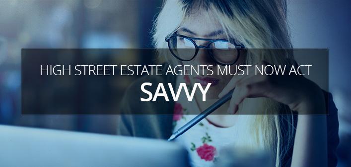 The birth of online Estate Agencies