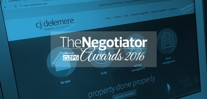 cj delemere – Negotiator Awards Shortlist