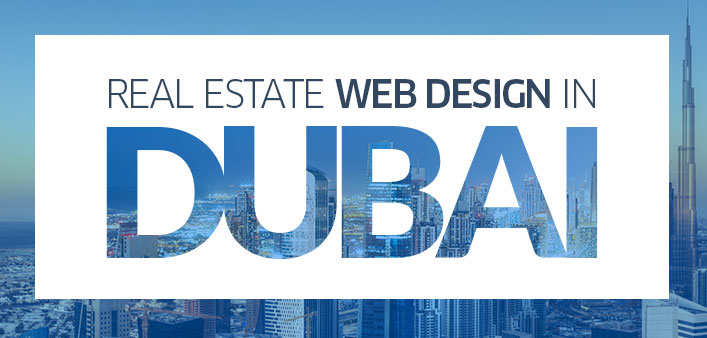 Real Estate Website Design in Dubai