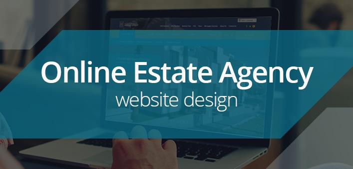 Online Estate Agency Website Design