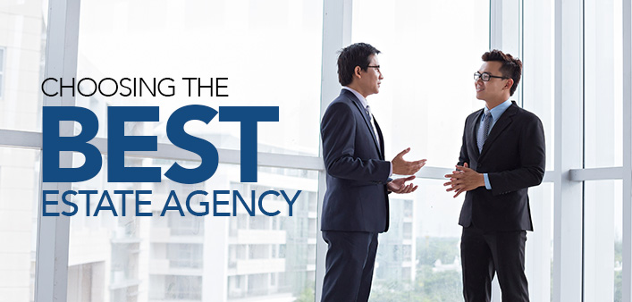 Tips for finding the best estate agent