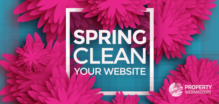 5 Spring Cleaning Tips for an Improved Website