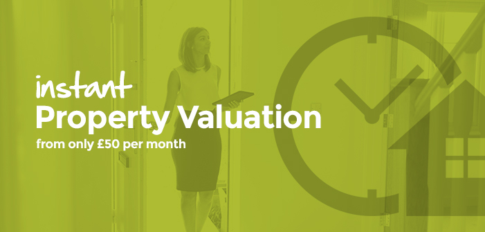 Instant Property Valuation for your website