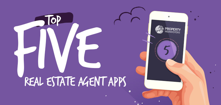 5 useful apps for Real Estate Agents