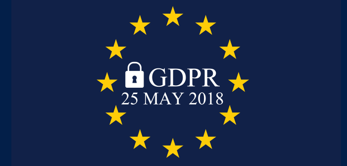 GDPR – How will it affect you?