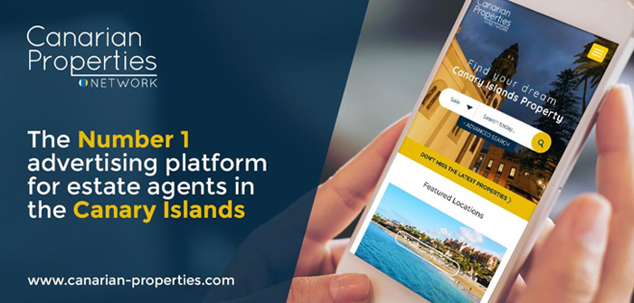 Proud Partners of the fastest growing Canary Islands Property Portal