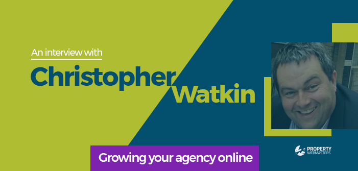 Growing your agency online. An interview with Christopher Watkin