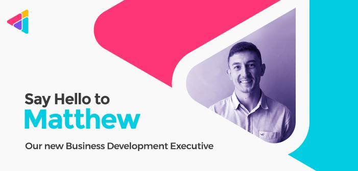 Introducing Matthew Tyers, Our New Business Development Executive