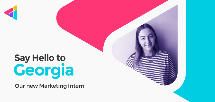 Introducing our new Marketing Intern, Georgia!