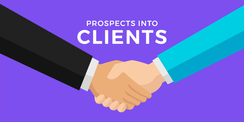 Turning Real Estate Prospects into Clients