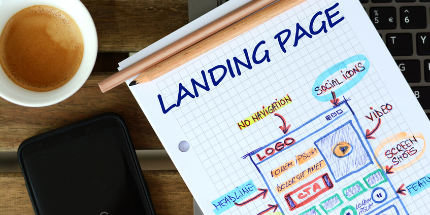 Why Landing Pages are a MUST For Estate Agents!