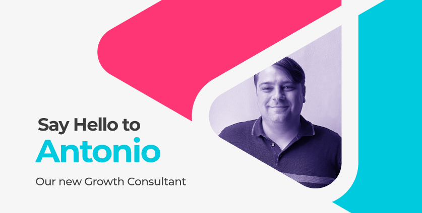 Introducing Antonio, Our New Growth Consultant