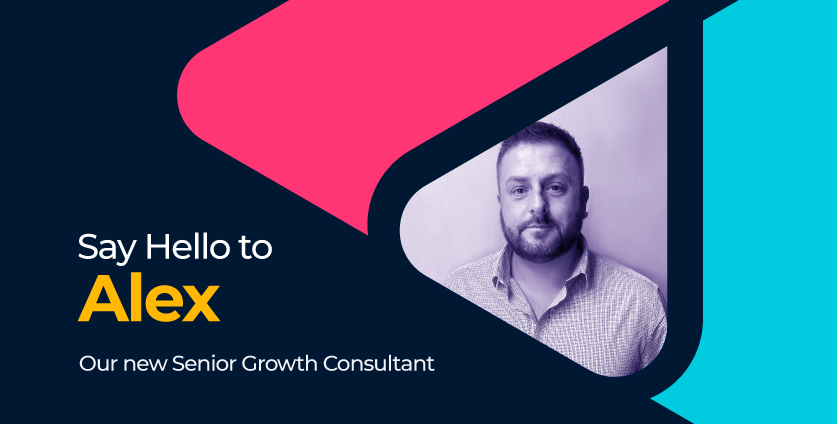 Introducing Alex, Our New Senior Growth Consultant