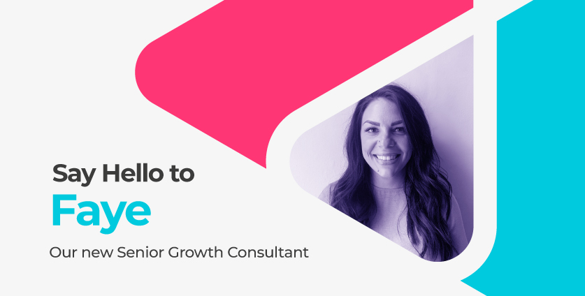 Introducing Faye, Our New Senior Growth Consultant